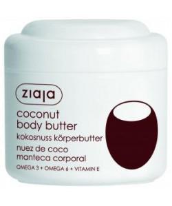 Coco manteca corporal