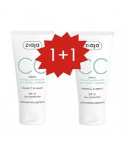 Set CC Cream 1+1 Gratis
