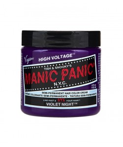 Tinte Manic Panic Classic Violet Night