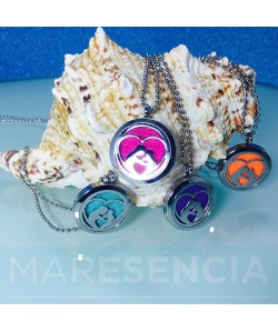 Collar difusor de perfume Coramar