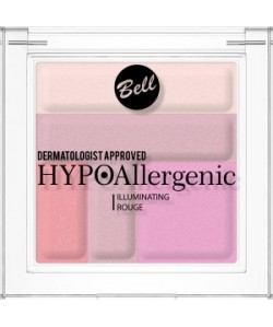 HYPO Colorete iluminador hipoalergénico
