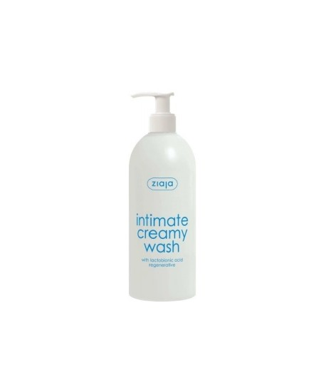 Gel de higiene íntima con ácido lactobiónico