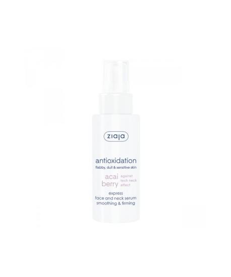 Serum Acai concentrado antioxidante para rostro y cuello