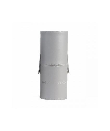 Estuche cilindrico para guardas brochas