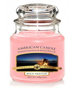 VELA AMERICAN CANDLE MINI NIGHLIFE