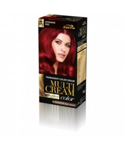 TINTE CAPILAR MULTI CREAM 34 INTENSIVE RED