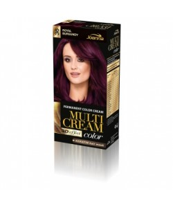 TINTE CAPILAR MULTI CREAM 36 ROYAL BURGUNDY