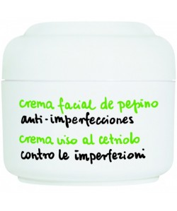 Pepino crema facial