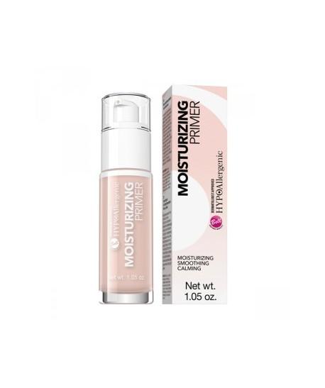 Prebase de maquillaje hidratante hipoalergénica