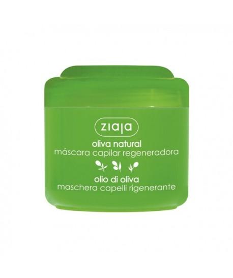 Oliva Natural mascarilla para el cabello