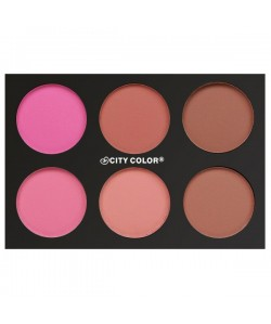 Paleta de coloretes Glow-Pro Matte Blush