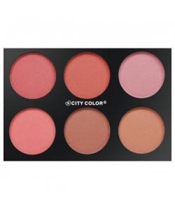 Paleta de coloretes Glow-Pro Shimmer Blush