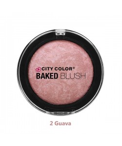 Colorete cocido City Color Baked Blush (varios tonos)