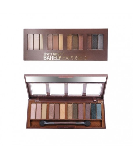 PALETA DE SOMBRAS DE OJOS BARELY EXPOSED