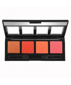 Paleta de coloretes Intense Blush Quad 02