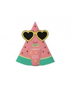 Vea Fancy Watermelon Love con mensaje