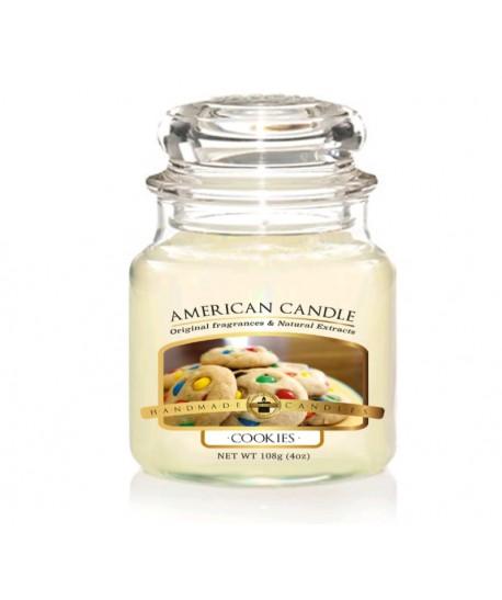 Vela mini American Candle Cookies
