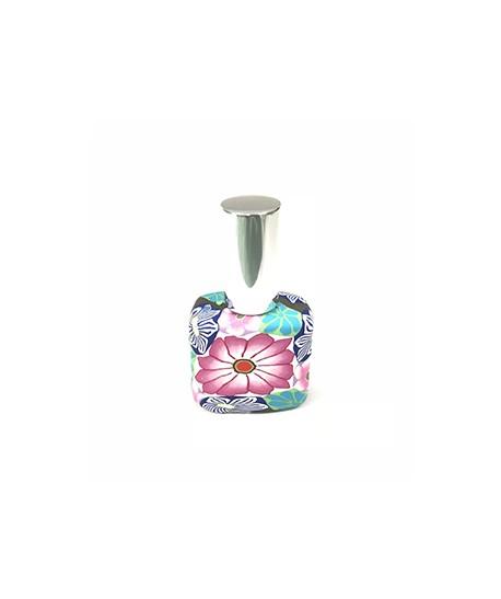 Perfumador vintage cuadrado