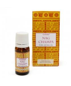 Aceite fragancia Goloka Nag Champa