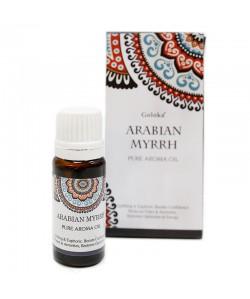 Aceite fragancia Goloka Mirra