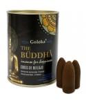 Conos incienso reflujo Goloka Buda