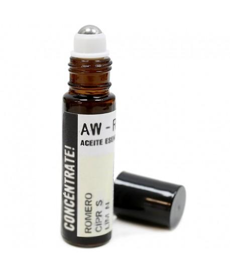 Aceite esencial mezcla roll on concéntrate