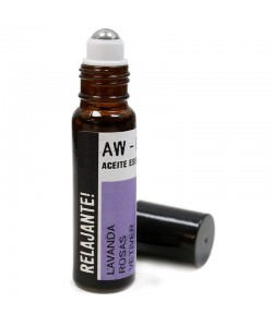 Aceite esencial mezcla roll on relajante