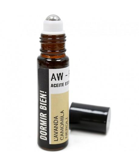 Aceite esencial mezcla roll on dormir bien