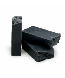 Jabón artesano Carbón Activo