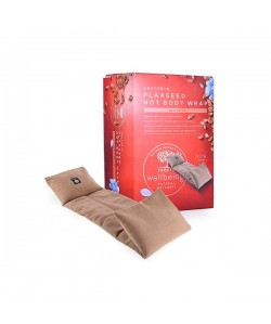 Almohada multifuncional térmica de Semillas de lino NEW
