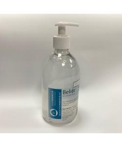 Alcohol gel dérmico desinfectante de manos