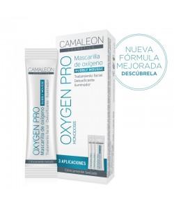 OXYGEN PRO MASCARILLA DE OXÍGENO MONODOSIS CAMALEON