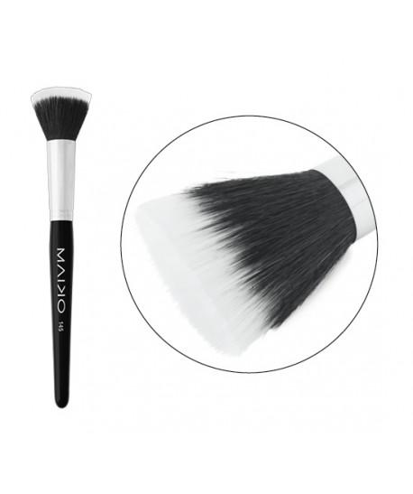 Brocha DUO para base de maquillaje 145