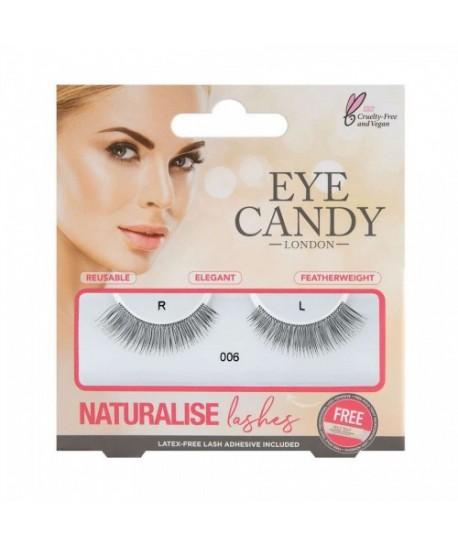 Pestañas postizas Eye Candy 006