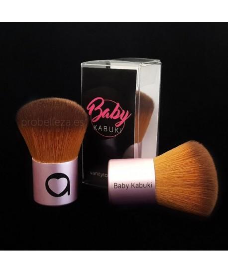Brocha para rostro Baby Kabuki de Vanity Tools
