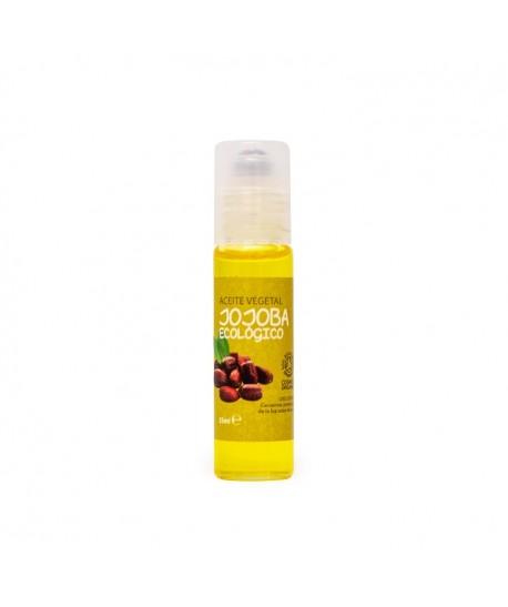 Aceite de jojoba ecológico para piel y cabello