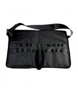 Manta Cinturón de brochas con cremallera – Negro