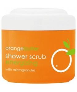 Manteca de Naranja gel exfoliante